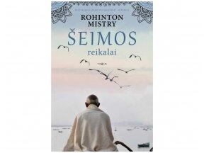 """Indų kilmės rašytojas Rohintonas Mistry: """"Vienos emigracijos gyvenime – per akis"""""""