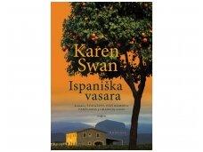 """""""Ispaniška vasara"""" ir kitos kelionės knygų puslapiais"""