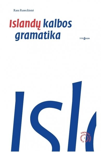 Islandų kalbos gramatika