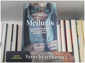 """Knygos recenzija (Mažvydas Karalius).  Jane Gardam """"Meilužis"""" – epopėjos pabaiga"""