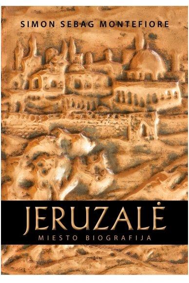 Jeruzalė(knyga su defektu)