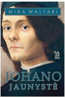 Johano jaunystė (Knyga su defektu)