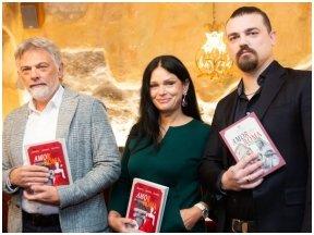 """""""AmorRoma"""" – net dvi naujos Jurkevičių knygos padės atrasti Amžinąjį miestą"""