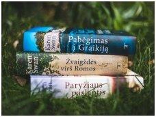 Aplink pasaulį – su Karen Swan knygomis