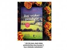 Knygos apžvalga (Mamos Pelėdos Užrašai). Anne Griffin. KAI VISKAS PASAKYTA