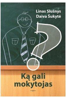 Ką gali mokytojas