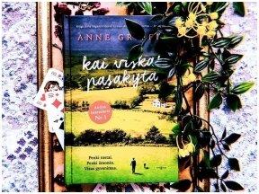 Knygos apžvalga (book.duo). Anne Griffin. KAI VISKAS PASAKYTA