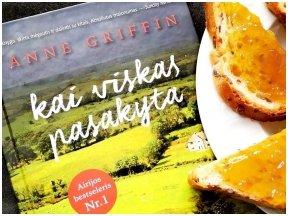 Knygos apžvalga (Greta Brigita).  KAI VISKAS PASAKYTA - Anne Griffin