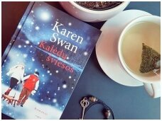 """Knygos apžvalga (Knygų Puslapiuose). Karen Swan """"Kalėdų šviesos"""""""