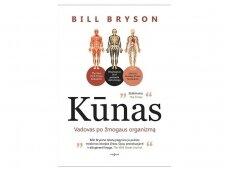 """Knygos """"Kūnas"""" autorius B. Bryson: Jei patiriate įtampą ar esate pervargę, galite daug greičiau pasigauti infekciją"""