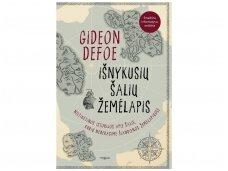 """Knyga """"Išnykusių šalių žemėlapis"""": kodėl kartais pradingsta šalys?"""