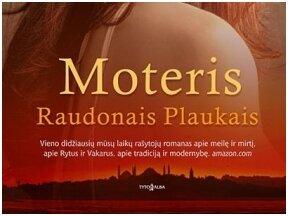 """Knygos recenzija (Lina Buividavičiūtė). """"Moteris raudonais plaukais"""" – kai rašo meistrai"""