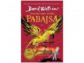 """Knygos apžvalga. D. Walliams """"Bakingamo rūmų pabaisa"""" (Mama ir vaikas skaito)"""