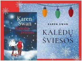 """Knygos apžvalga (Perskaitytų knygų dienoraštis). Karen Swan """"Kalėdų šviesos"""""""