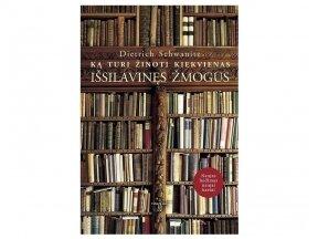 """Knygos """"Ką turi žinoti kiekvienas išsilavinęs žmogus"""" autorius patarė, ko nereikėtų žinoti"""