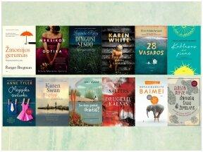 Vasaros su knyga kryptys: Meksika, Belizas, Perloja ir Ventės ragas