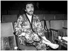 """Kostas Smoriginas jaunesnysis: """"Namuose būdavo daugiau teatro negu tikrajame teatre"""""""