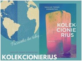 """Knygos apžvalga (Perskaitytų knygų dienoraštis). Saulius Tomas Kondrotas """"Kolekcionierius"""""""