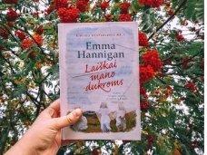 Knygos apžvalga (Greta Brigita). LAIŠKAI MANO DUKROMS – Emma Hannigan
