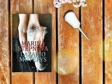 Knygos apžvalga (Dar vieną puslapį). Marina Stepnova. LAZARIO MOTERYS