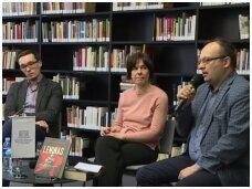"""Knygos """"Leninas: intymus diktatoriaus portretas"""" pristatymas (vaizdo įrašas)"""