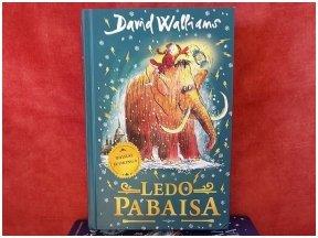 """Knygos apžvalga (Mama ir vaikas skaito). David Walliams """"Ledo pabaisa"""""""