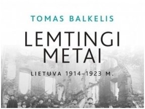 T. Balkelio knygos apžvalga: naujas požiūris į valstybės kūrimo laikotarpį