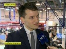 """Pokalbis su Linu Kojala, knygos """"Europa?"""" autoriumi laidoje """"Labas rytas, Lietuva"""""""