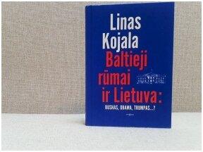 Knygos recenzija. Reikalinga L.Kojalos knyga apie Ameriką, kuri grįžta namo