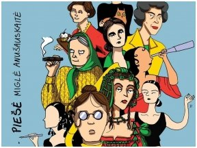 """Literatūros akiračiai. """"Lietuvos vizionierės: 10 įspūdžiografijų"""": dešimt labai subjektyviai parašytų istorijų apie išskirtines moteris, susijusias su Lietuva"""