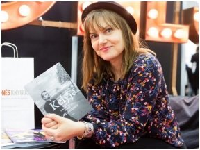 Rašytoja ir žurnalistė L. Ever: jausmo, kad esu lietuvė, niekas iš manęs neatims