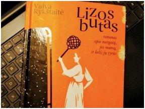 """Knygos apžvalga (Knygų princesė/s). Vaiva Rykštaitė """"Lizos butas"""""""