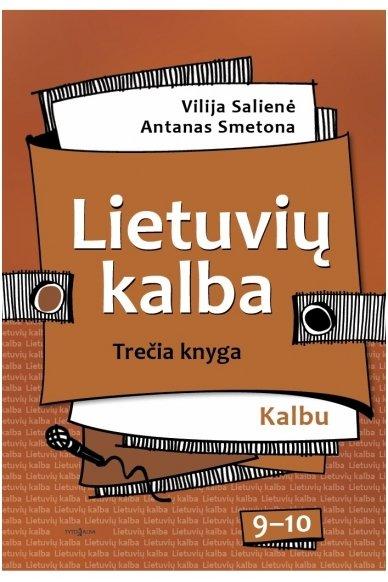 Lietuvių kalba 9–10 klasėms. Kalbu