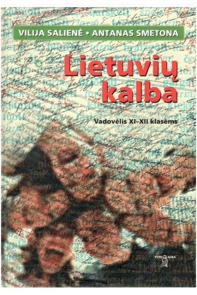 Lietuvių kalba 11–12 klasėms