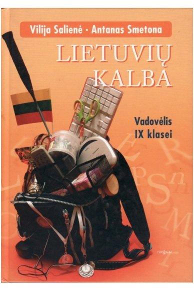 Lietuvių kalba 9 klasei