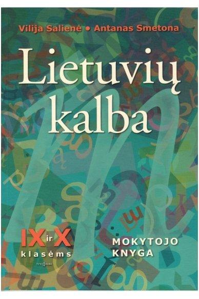 Lietuvių kalba 9-10 klasėms