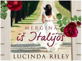 """Lucindos Riley romaną """"Mergina iš Italijos"""" įkvėpė meilė operai ir Italijai"""
