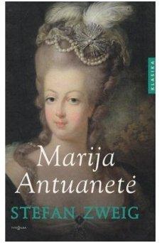 Marija Antuanetė (KNYGA SU DEFEKTAIS)