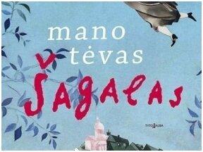 """Knygos recenzija. """"Mano tėvas Šagalas"""" – Idos Chagall gyvenimas genijaus šešėlyje"""