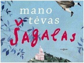 """Knygos apžvalga (Vivija's book). Gloria Goldreich """"Mano tėvas Šagalas"""""""