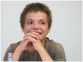 Marius Povilas Elijas Martynenko: apie juoką, skaitytojų būtinybę ir nuolatinę kaitą