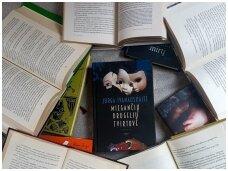 """Knygos apžvalga (Librorum Hortus). Jurga Ivanauskaitė. """"Miegančių drugelių tvirtovė"""""""