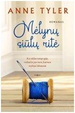 Mėlynų siūlų ritė (Knyga su defektu)