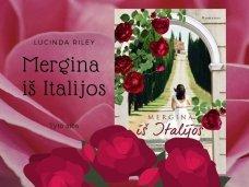 """Knygos apžvalga (Perskaitytų knygų dienoraštis). Lucinda Riley """"Mergina iš Italijos"""""""