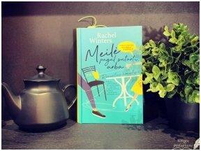 """Knygos apžvalga (Knygų puslapiuose). Rachel Winters """"Meilė pagal sutartį, arba romantinė komedija"""""""