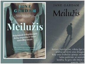 """Knygos apžvalga (Perskaitytų knygų dienoraštis). Jane Gardam """"Meilužis"""""""