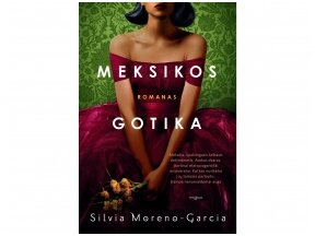 S.Morena-Garcia parašė gotikinį romaną: įkvėpė sena nuotrauka iš tetos archyvo