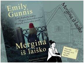 """Knygos apžvalga (Perskaitytų knygų dienoraštis). Emily Gunnis """"Mergina iš laiško"""""""