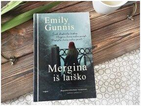 """Knygos apžvalga (Skaitraštis). Emily Gunnis """"Mergina iš laiško"""""""