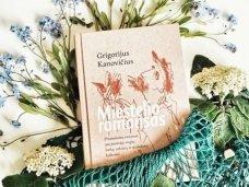 Knygos apžvalga (Mamos Pelėdos Užrašai). Grigorijus Kanovičius. MIESTELIO ROMANSAS